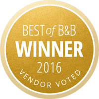 Music Garden, Best of B&B Winner 2016