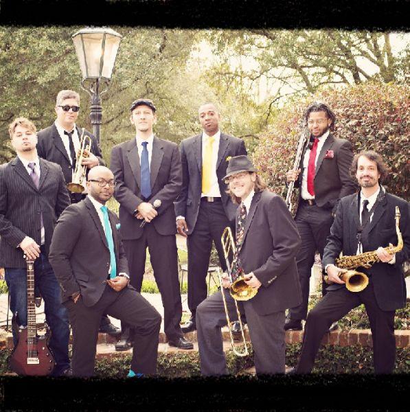 Papa C & The Slammin' Horns : Corporate Event Band