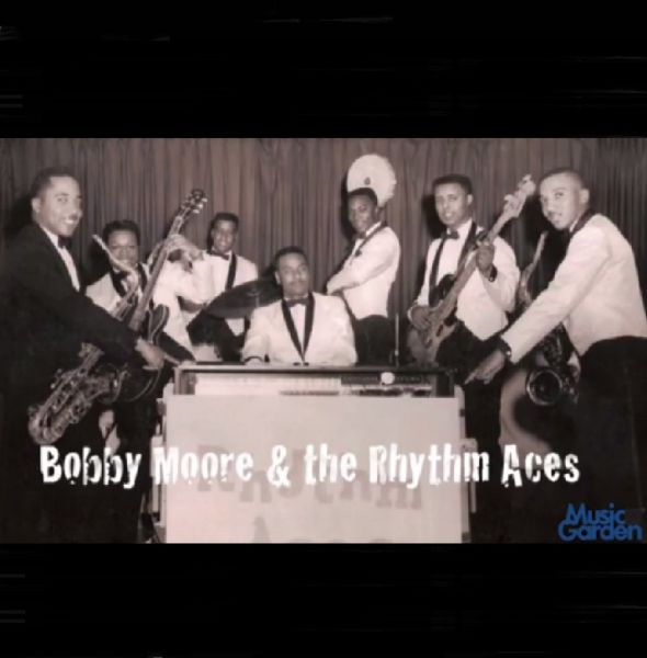 Bobby Moore and The Rhythm Aces : College Band