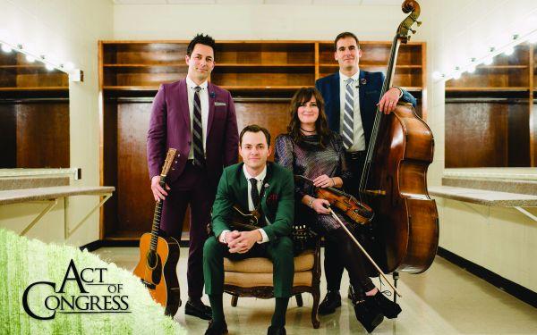Act of Congress ; wedding band