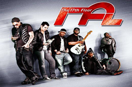 17th Floor : fraternity Hip Hop Party Band