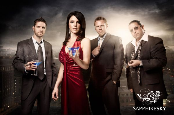 Sapphire Sky : College Band