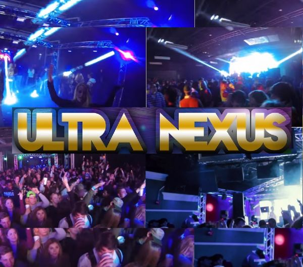 Ultra Nexus : College DJ