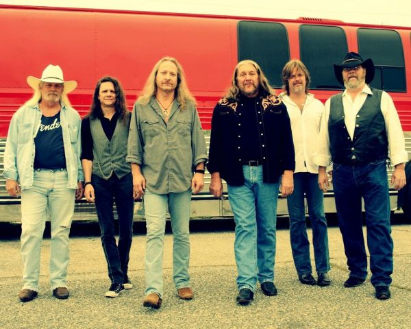 Marshall Tucker Band : National Headliner