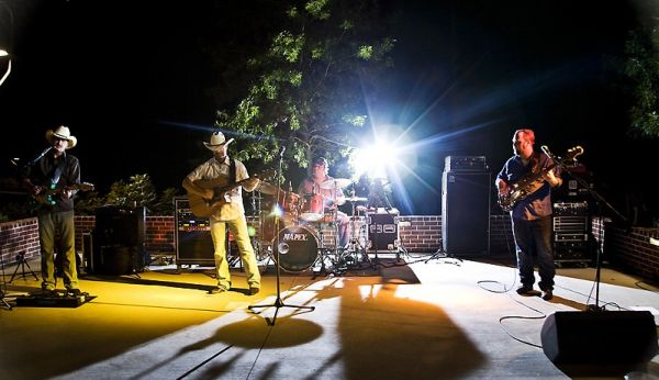 Michael Stacey Band : Country Band for Weddings