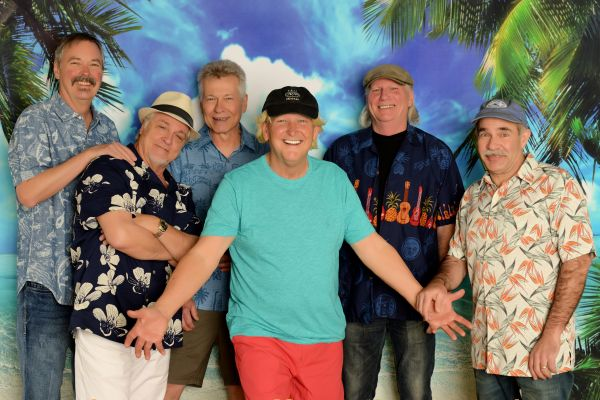 Ula Jimmy Buffet Band