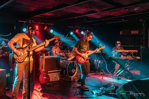 The Talismen : Fraternity Party Jam Band