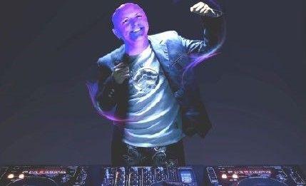 DJ Scott Sain
