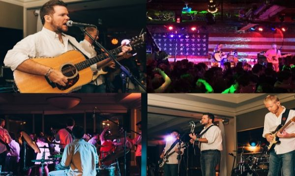 Blanton Reed Band : Cover Bands for Weddings