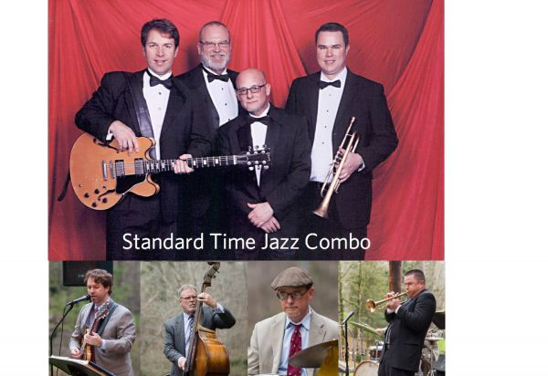 Standard Time Jazz Combo : Jazz Band for Weddings