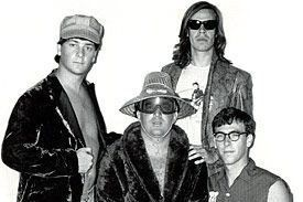 Cheesebrokers : College 80s Band