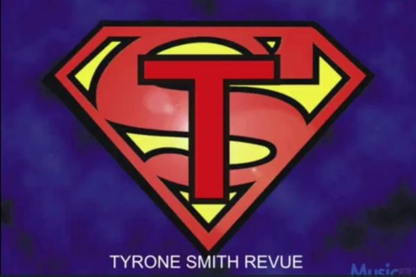Tyrone Smith Revue : Wedding Reception Band