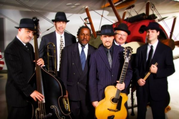 Texas Gypsies : Top Swing Bands for Corporate Events