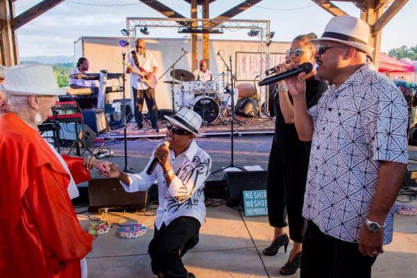 Kharisma Jazzmatic Funk : Wedding Jazz Bands