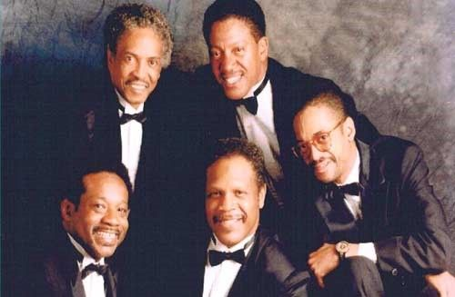Drifters (Bennie Anderson's Drifters) : wedding reception band