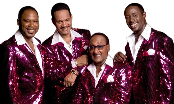 Four Tops : Famous Bands for Corporate Events