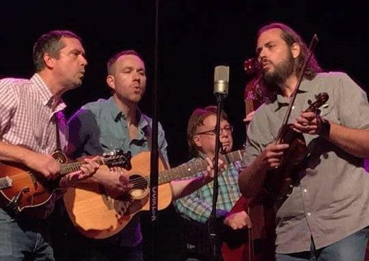 Goat Hill String Band : College Bluegrass  Band