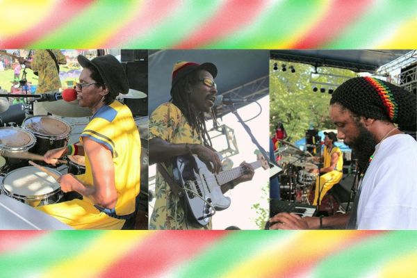 Culture Dread : Reggae Band for Company Event