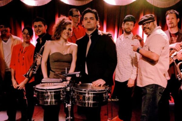 Salsa : Latin Bands