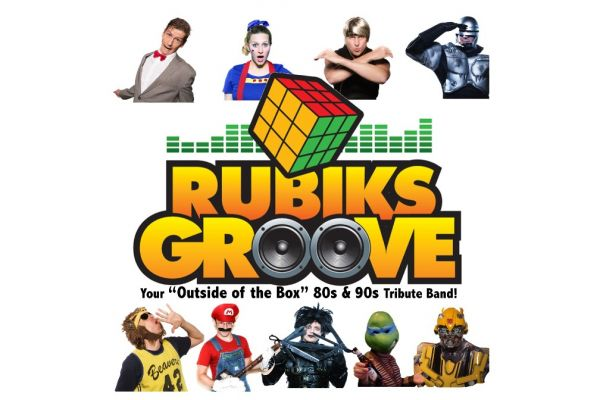 Rubiks Groove : Corporate events band