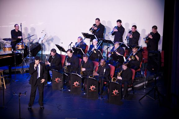 Equinox Jazz Orchestra : Corporate Event Band