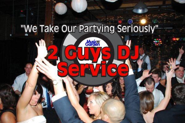 2 Guys DJ Service : DJ