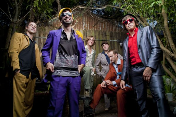 Flow Tribe : College Funk  Band