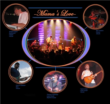 Mama's Love : College Jam Band
