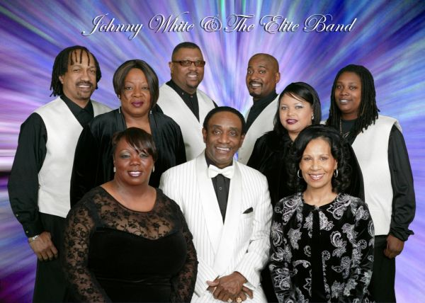 Johnny White & The Elite : Wedding Reception Band