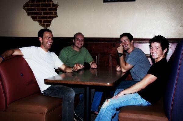 Ryan Kinder Band : College Band