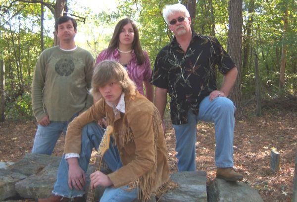 Todd Simpson & Mojo Child : College Jam Band