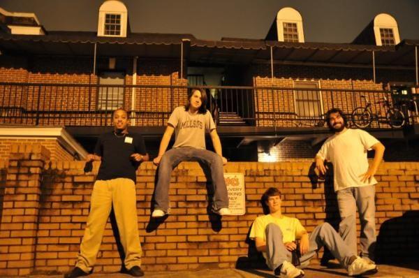 Underground Railroad : College Band