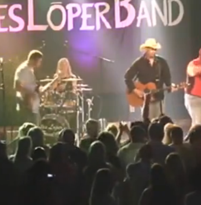Wes Loper Band : College Band