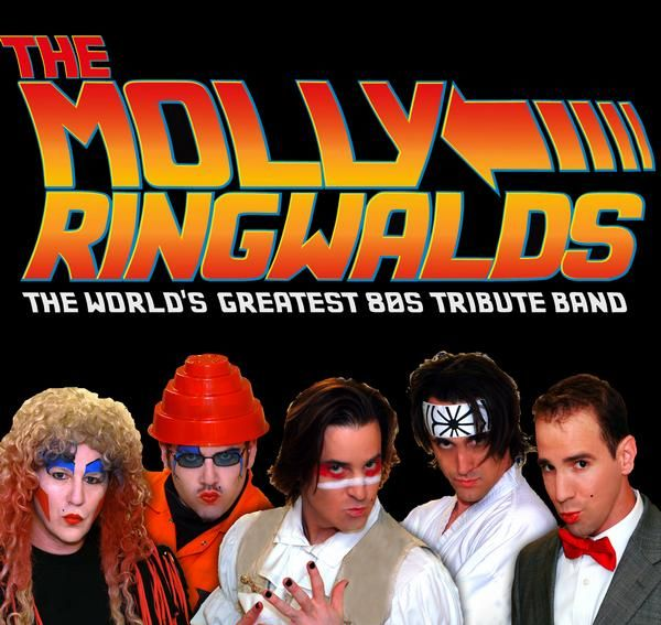 Molly Ringwalds : Tribute to 80s Rock Corporate Event Band