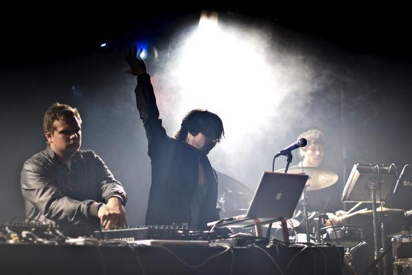 Savoy : DJ