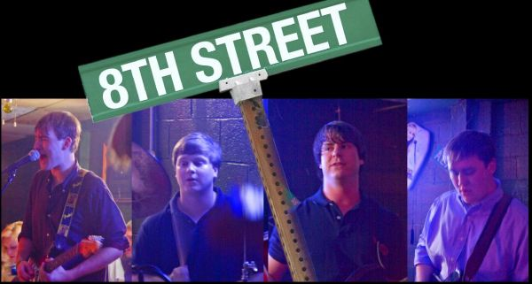 8th Street : Private Party Band