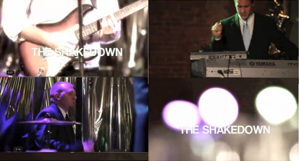 The Shakedown : Wedding Reception Band