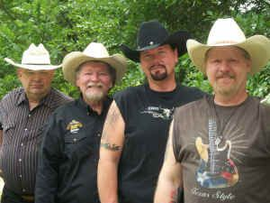 Rob Kent & The Texas T Band