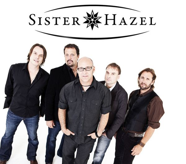 Sister Hazel : National Act
