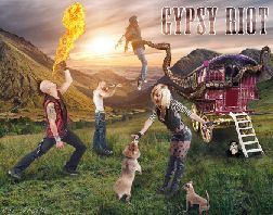 Gypsy Riot : College Band