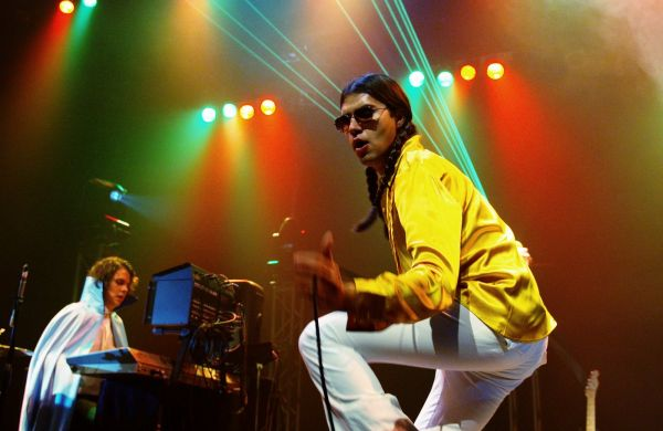 Ghostland Observatory : College Act