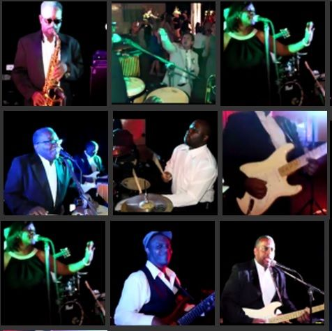 Hot Wire : Wedding Reception Band