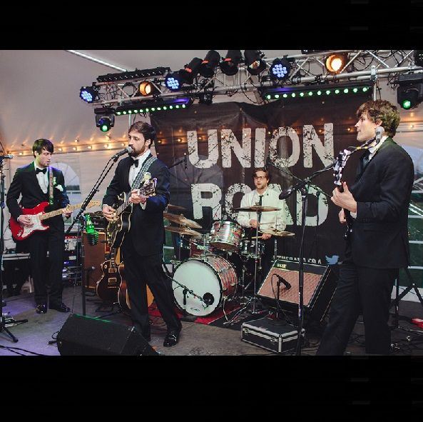 Union Road : Live Bands for Weddings
