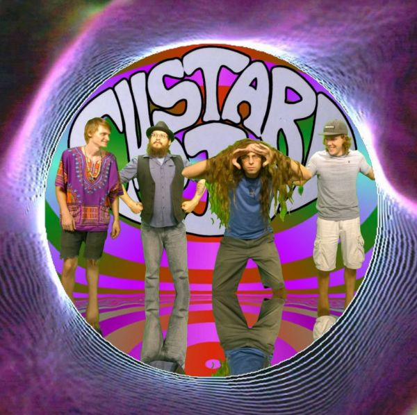 Custard Pie : Fraternity Jam Band